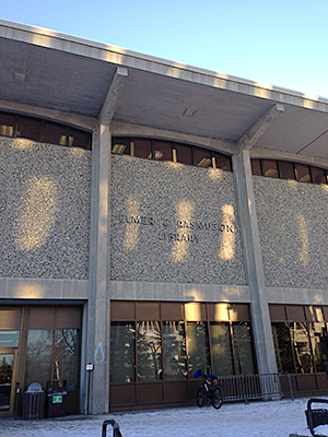 UAFの図書館