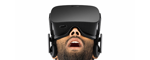 Oculus Riftが予約開始されました