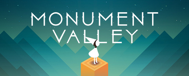 パズルゲームアプリ「MonumentValley」が素晴らし過ぎた