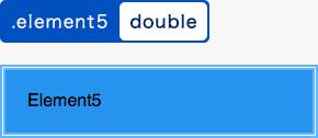 double指定例