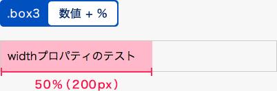 数値%の指定例