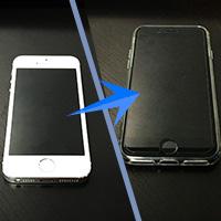 iPhone5sから7に乗り換えて気づいた良いところ、悪いところ