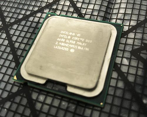 初代Core2Duo E6600