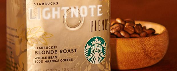 コーヒーの味の違いを探る:ライトノート® ブレンド