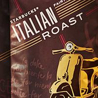 コーヒーの味の違いを探る:フェアトレード イタリアン ロースト