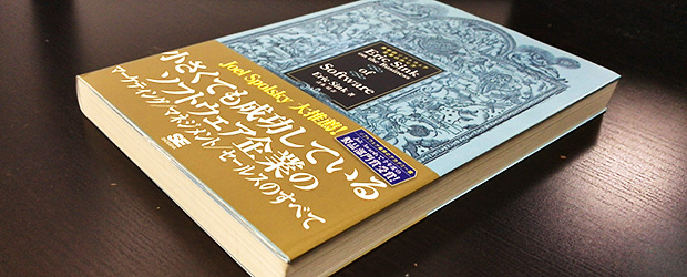「Eric Sink on the Business of Software」を読んだ
