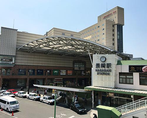 長崎駅周辺