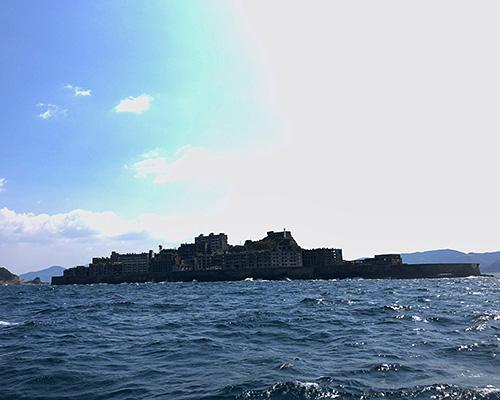 「軍艦島」こと端島