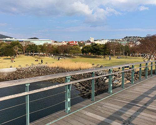 公園の風景 その2
