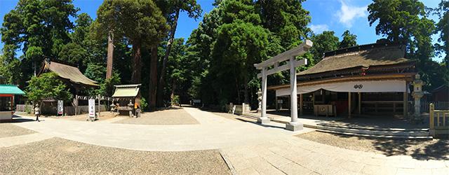 茨城の鹿島神宮へ行ってきました