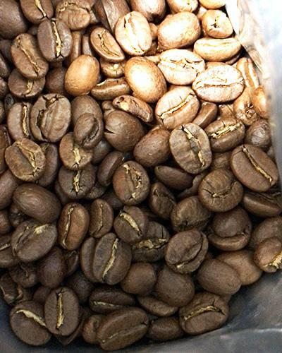 ウィローブレンドのコーヒー豆