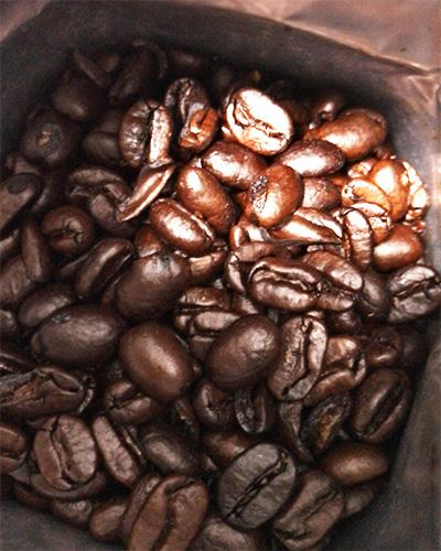 アニバーサリーブレンドのコーヒー豆
