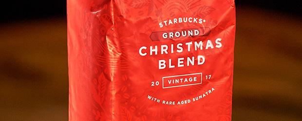 コーヒーの味の違いを探る:クリスマス ブレンド